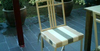 cojines para silla