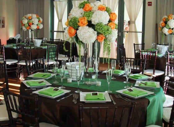 Centros de mesa para bodas fotos