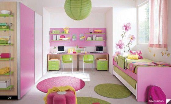 Como decorar habitacion infantil