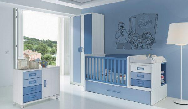 Como decorar la habitación del bebé
