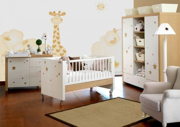 Como decorar la habitacion del bebe