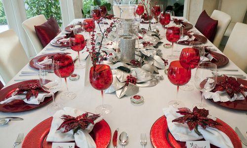 Como decorar la mesa en navidad - Como decorar la mesa de navidad ...