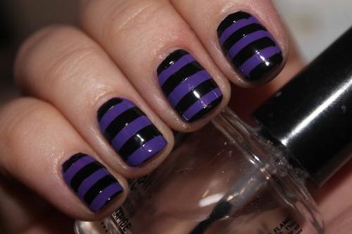 Como decorar uñas naturales