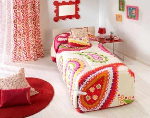 Como decorar una habitacion juvenil peque a for Como decorar una habitacion pequena juvenil