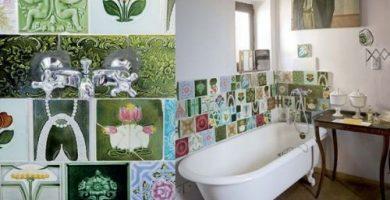 Diseño baños pequeños modernos