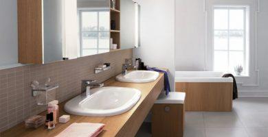 Diseño de baños contemporáneos