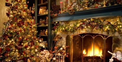 Ideas para decorar árbol navidad