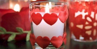 Ideas para decorar .san valentin