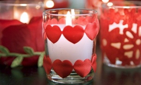 Ideas para decorar .san valentin