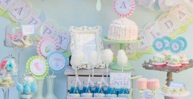 Ideas para decorar baby shower