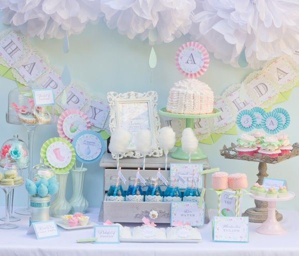 Ideas para decorar baby shower