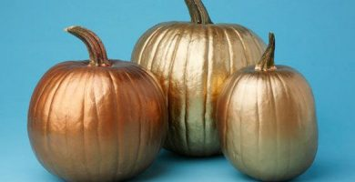Ideas para decorar calabazas