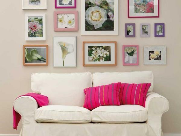 Ideas para decorar con cuadros