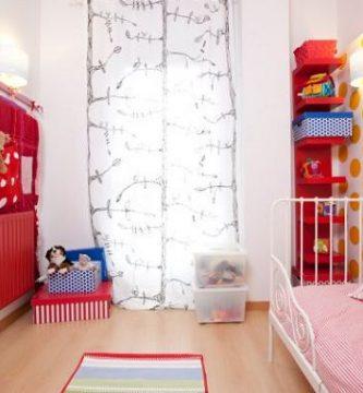 Ideas para decorar dormitorio infantil