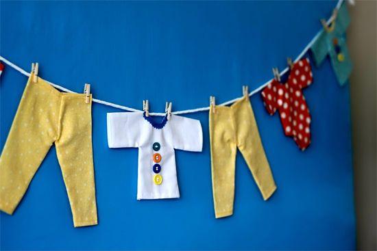 Ideas para decorar en un baby shower