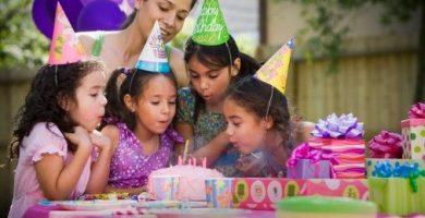 Ideas para decorar fiestas infantiles