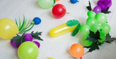 Ideas para decorar fiestas infantiles con globos