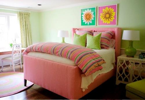 Ideas para decorar habitacion niña