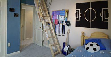 Ideas para decorar habitaciones niños