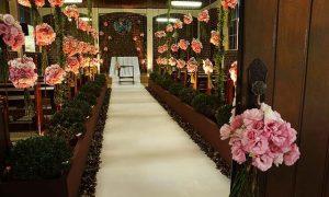 Ideas para decorar iglesia para boda