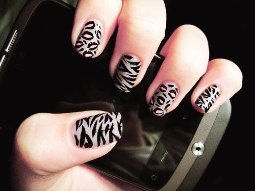 Ideas para decorar las uñas