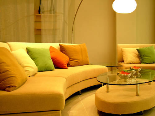 Ideas para decorar living pequeño