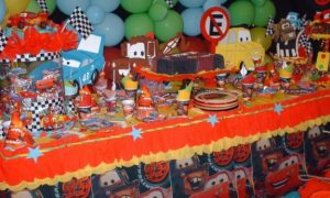 Ideas para decorar mesas infantiles