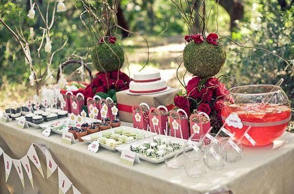 Ideas para decorar mesas para fiestas