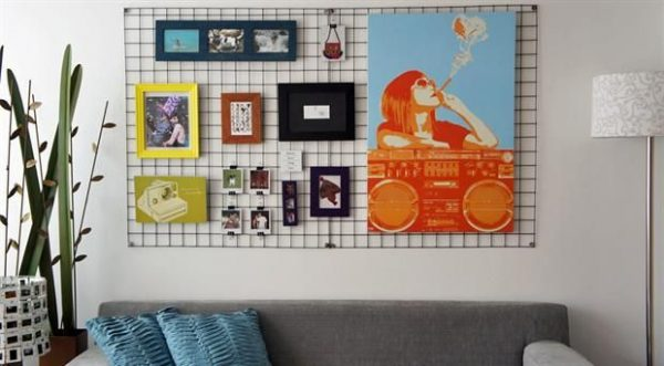 Ideas para decorar paredes con fotos