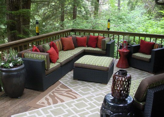 Ideas para decorar terraza