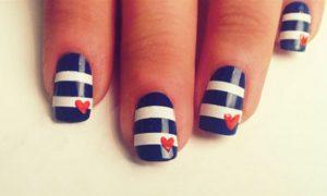 Ideas para decorar uñas naturales