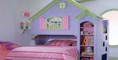 Ideas para decorar un dormitorio infantil