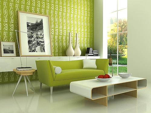 Ideas para decorar un living pequeño