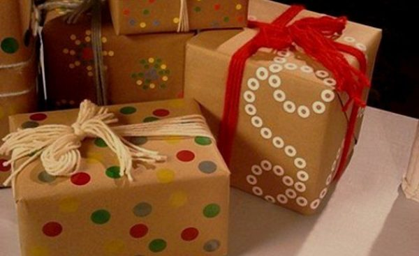 Ideas para decorar un regalo