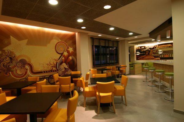 Ideas para decorar una cafetería