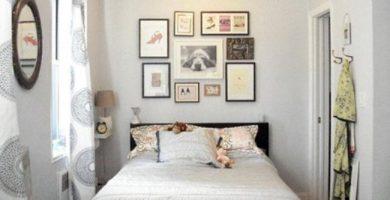 Ideas para decorar una habitacion pequeña