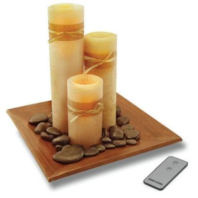 Manualidades velas decorativas