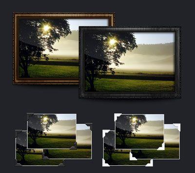 Marcos modernos para cuadros - Manualidades cuadros modernos ...