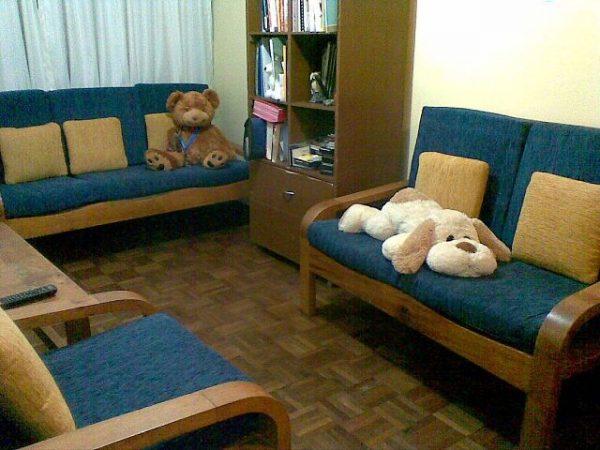 Muebles de sala en villa el salvador