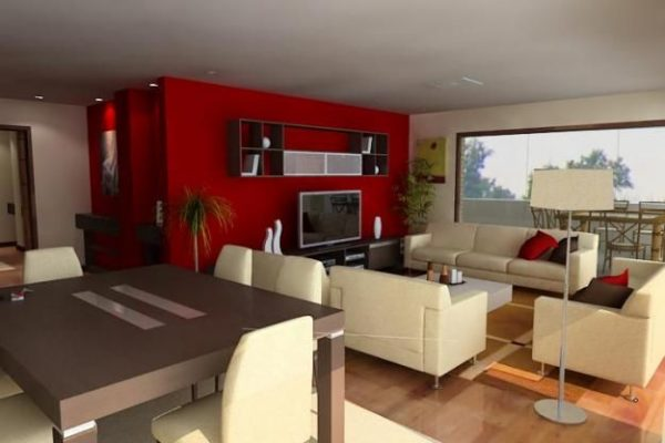 Muebles de sala modulares