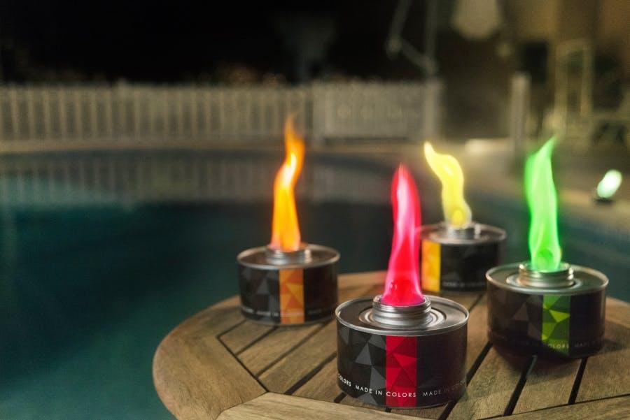 jardin-pequeño-velas