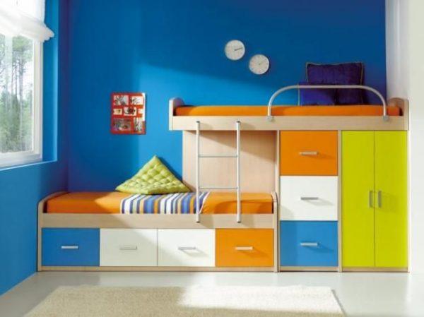 Muebles infantiles de madera