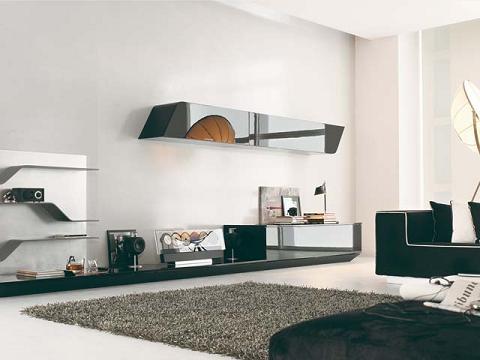 Muebles italianos de diseño