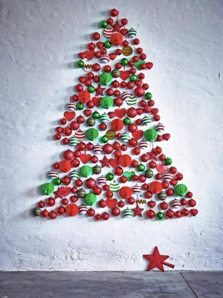 arbol-navidad-decoración