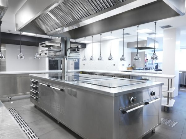 Cocinas industriales en mexico