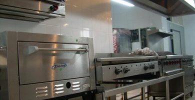 Cocinas industriales usadas