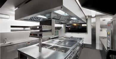 Imagenes de cocinas industriales