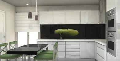 Cocina minimalista definición