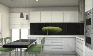 Cocina minimalista definición1