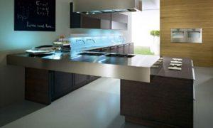 Decoración cocina minimalista1
